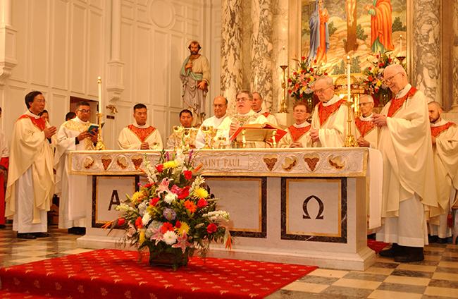 150th Anniversary Mass - 2010