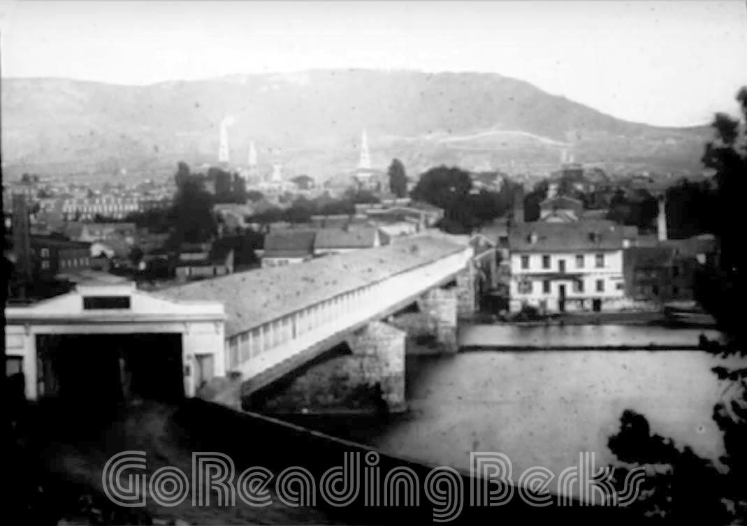 Second Penn Street Bridge