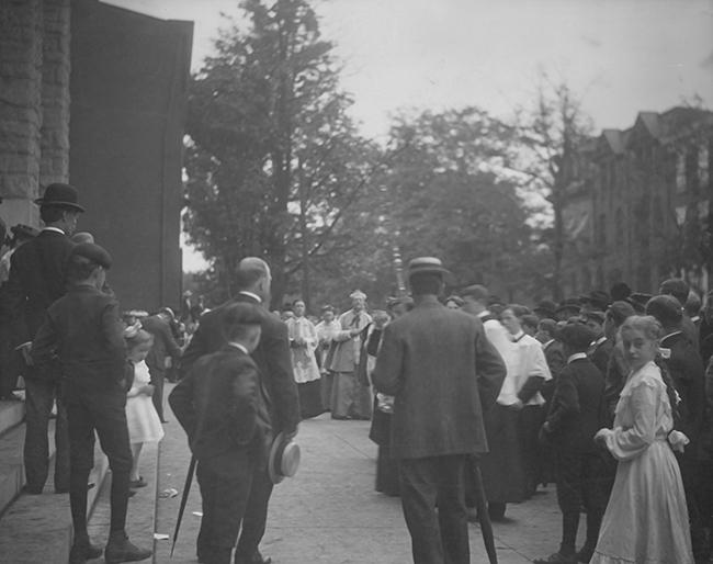 Dedication Services (Sunday, July 2, 1905)
