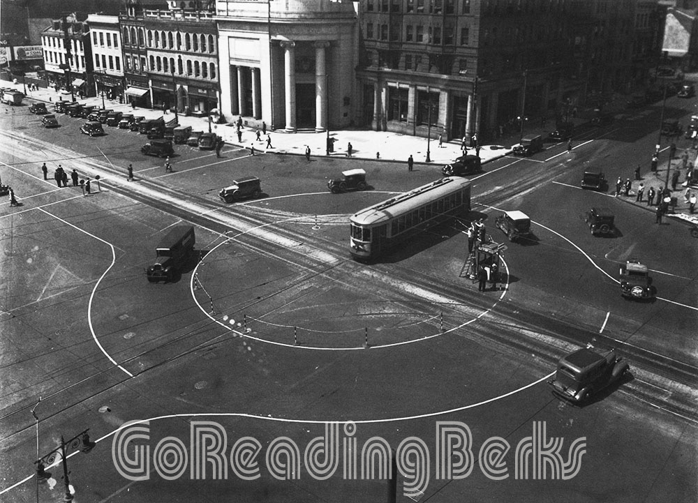 Penn Square Traffic Circle