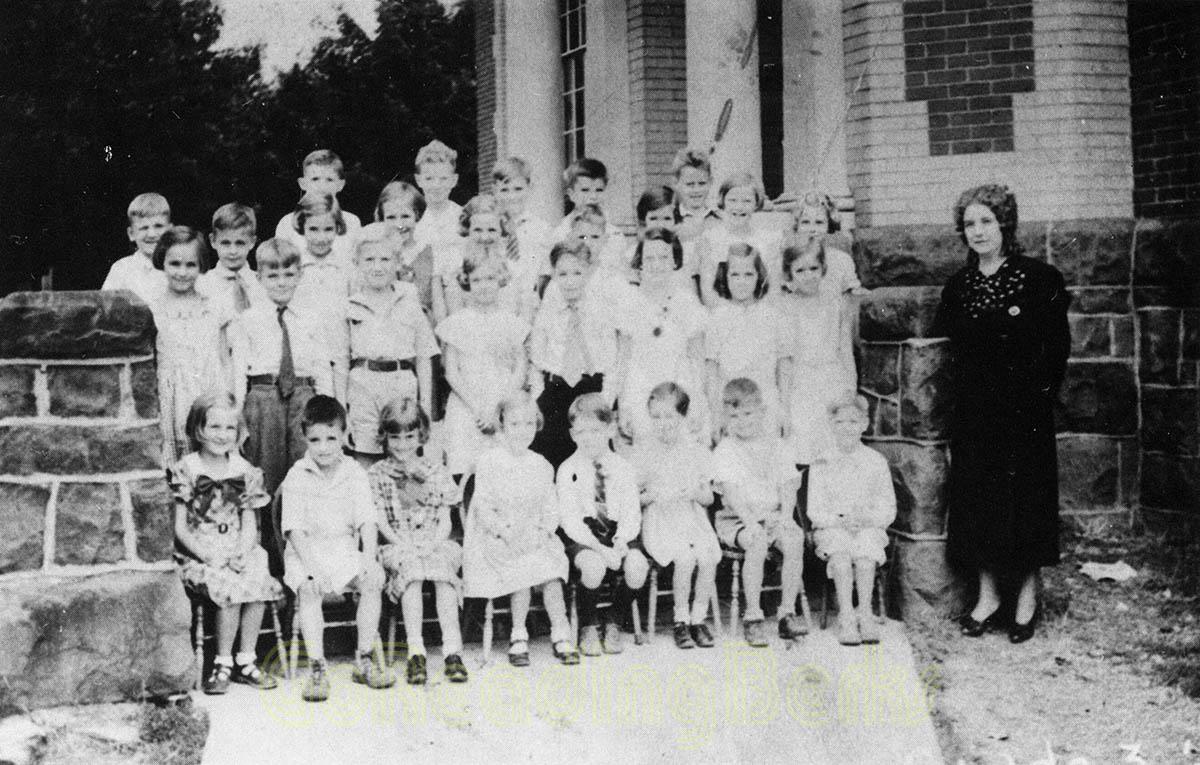 3rd Grade, 1934