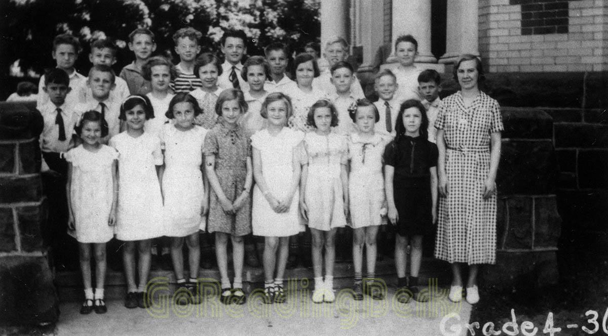 4th Grade, 1936