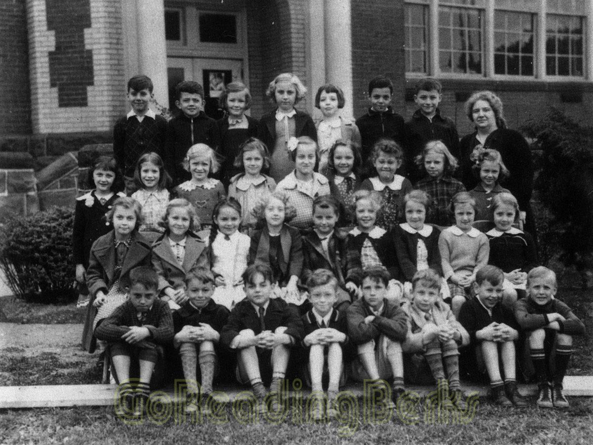 3rd Grade, 1937