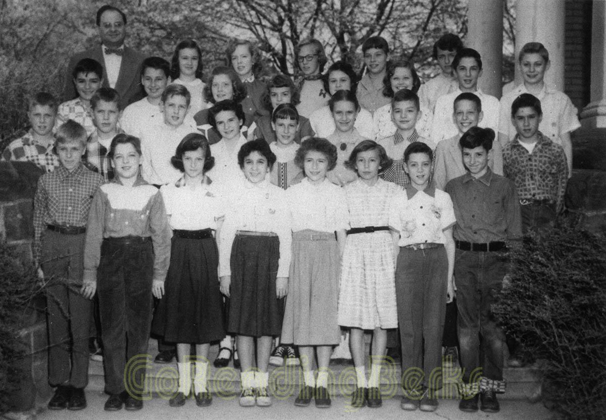 6th Grade, 1955-1956