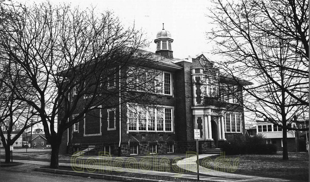 West Lawn Elementary School, 1957.