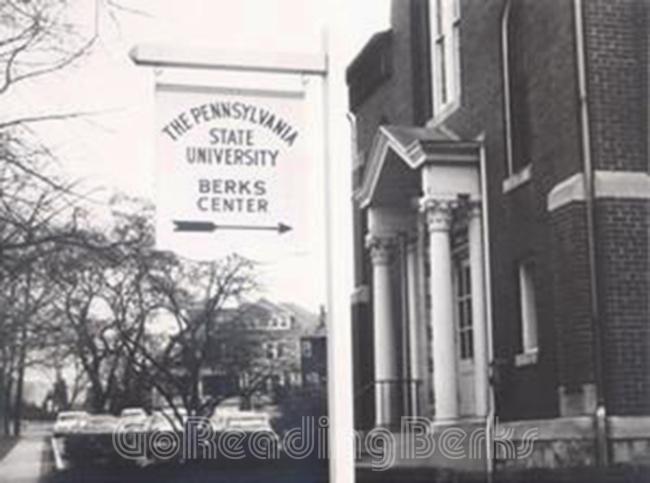 Pennsylvania State University Berks Center