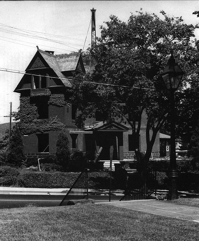 957 Centre Ave. (Present Church)