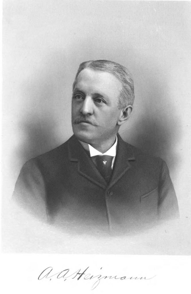 Albert Aloysius Heizmann