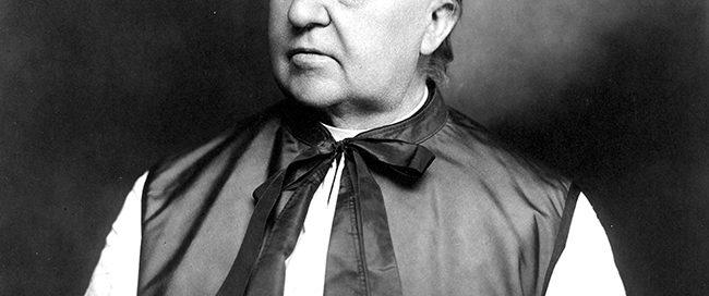 Monsignor George Bornemann