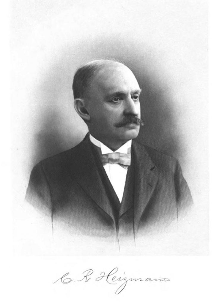 Charles Raymond Heizmann