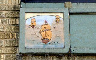 Columbus' Three Ships