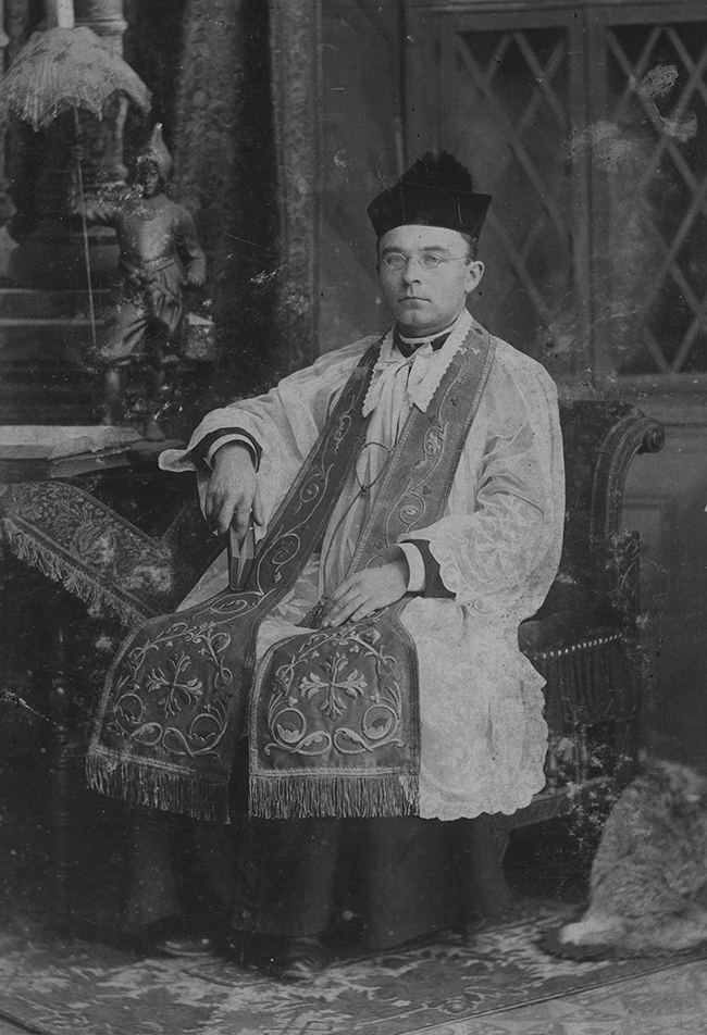 Rev. Adalbert Malusecki