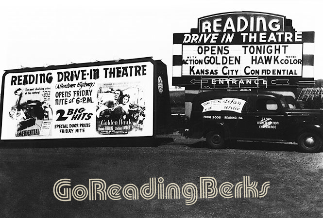 Reading Drive-In
