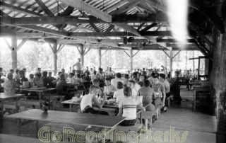 DIning Hall at Lake Good