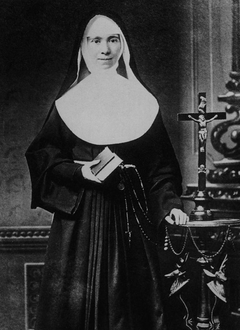 Sister Mary Walburga
