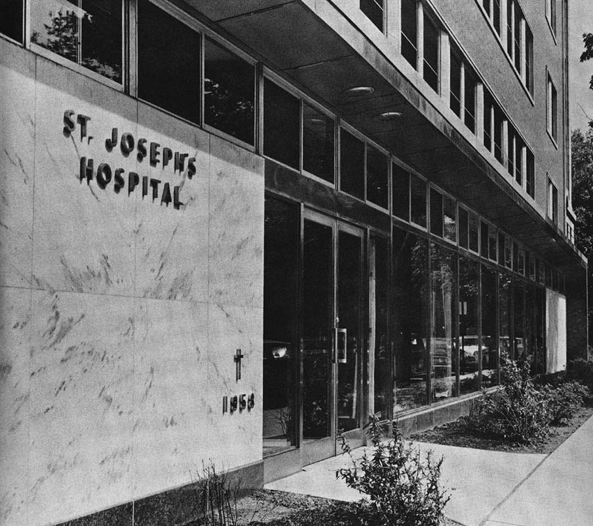 St. Joseph's Hospital (C Building)
