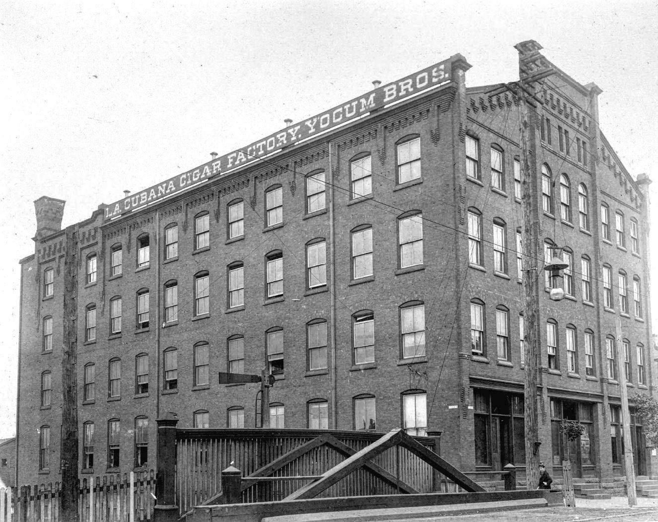 Yocum Bros. Cigar Factory