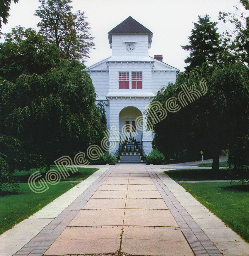 White Chapel, Albright College
