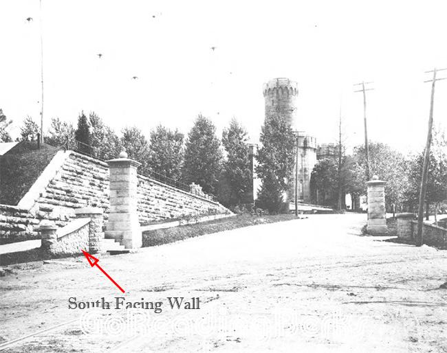 Stone Heart Wall