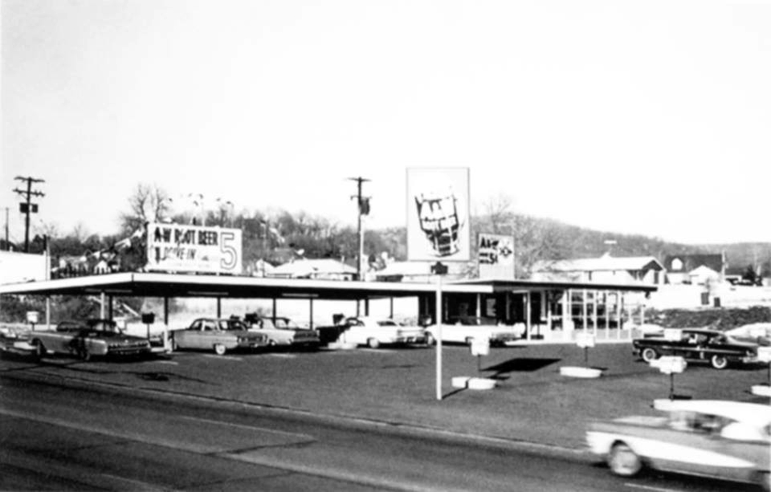 A & W Root Beer, 3801 Perkiomen Ave.