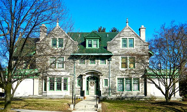 Former Bausher Residence