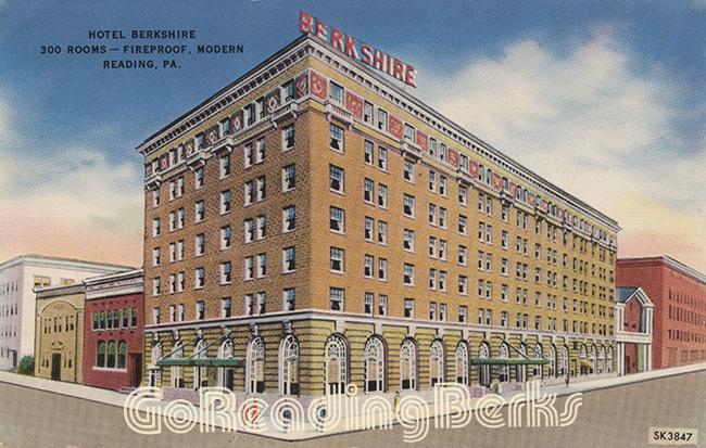 Berkshire Hotel