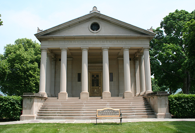 Bornemann Memorial Mausoleum