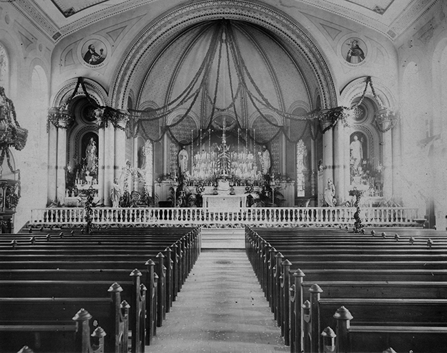 Silver Jubilee of Monsignor Bornemann