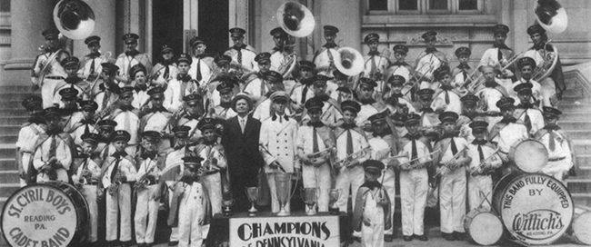 Boys' Cadet Band
