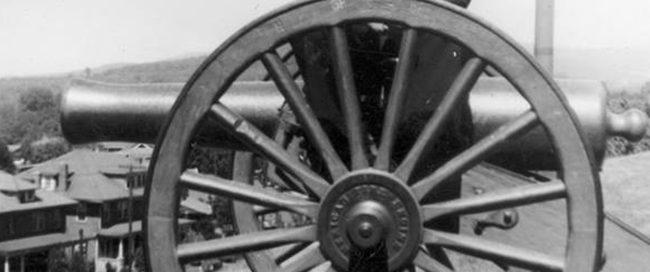 Civil War Field Gun