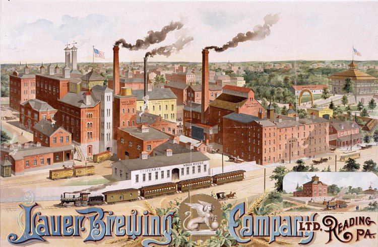 Lauer Brewing Company