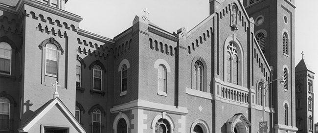 School Building Fund Campaign - 1961