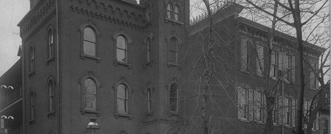 St. Paul's Orphan Asylum for Boys