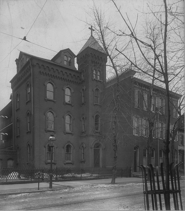 St. Paul's Orphan Asylum for Boys