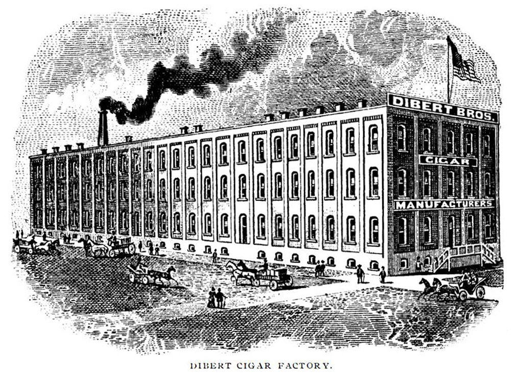 Dilbert Cigar Factory