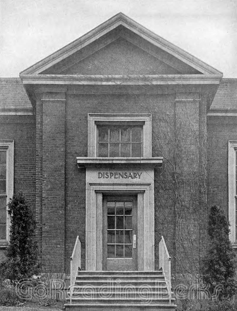 Wyomissing Polytechnic Institute Dispensary Building