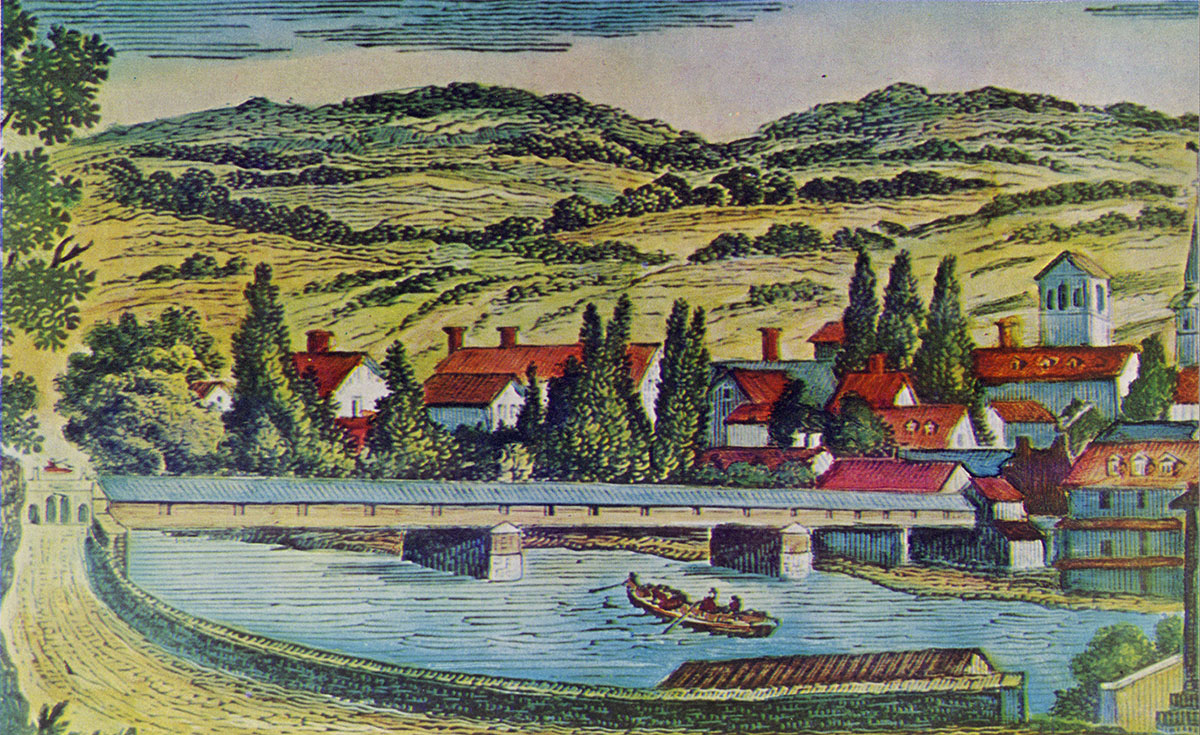 Origin of the Name Schuylkill