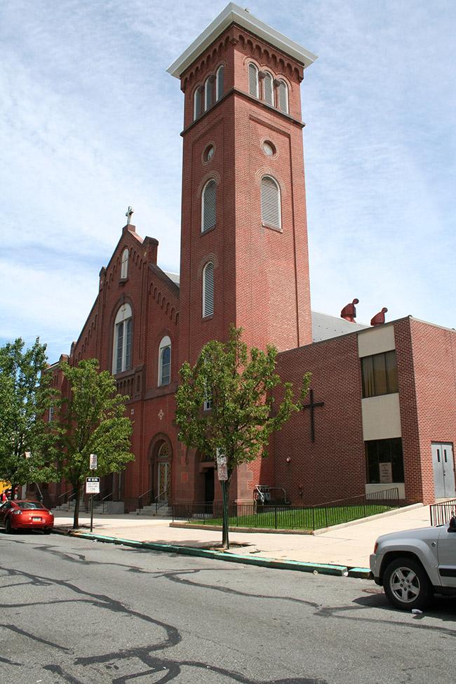 St. Paul's Church , 2010