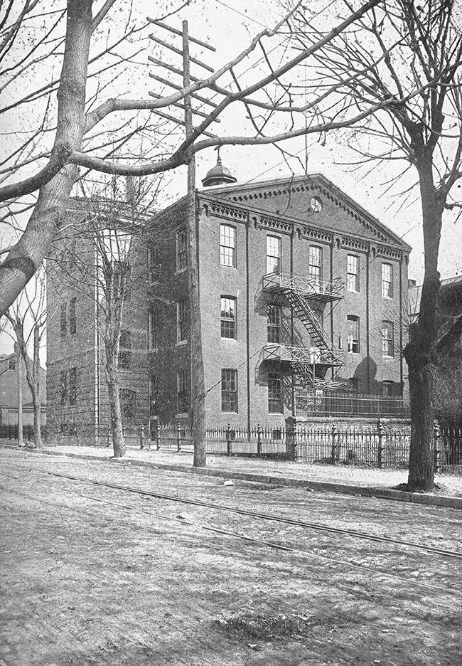 Original St. Paul's School