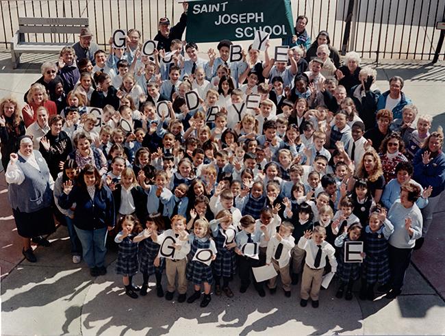 St. Joseph's School, 2001