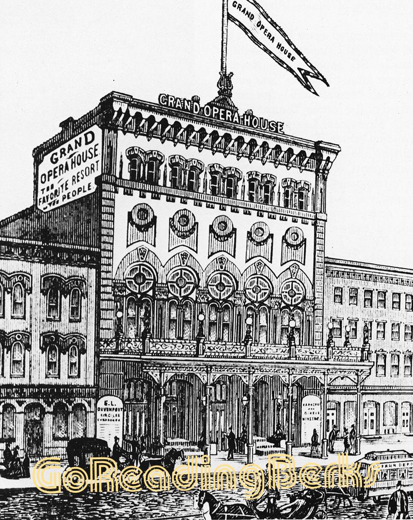 Grand Opera House Theatre