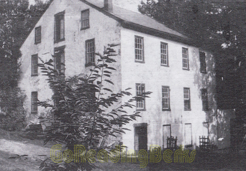 Bernhart's Grist Mill
