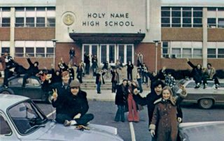 Holy Name High School, 1972