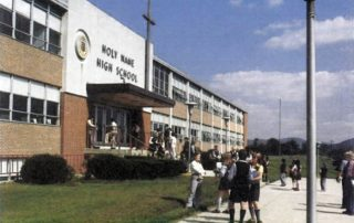 Holy Name High School, 1977