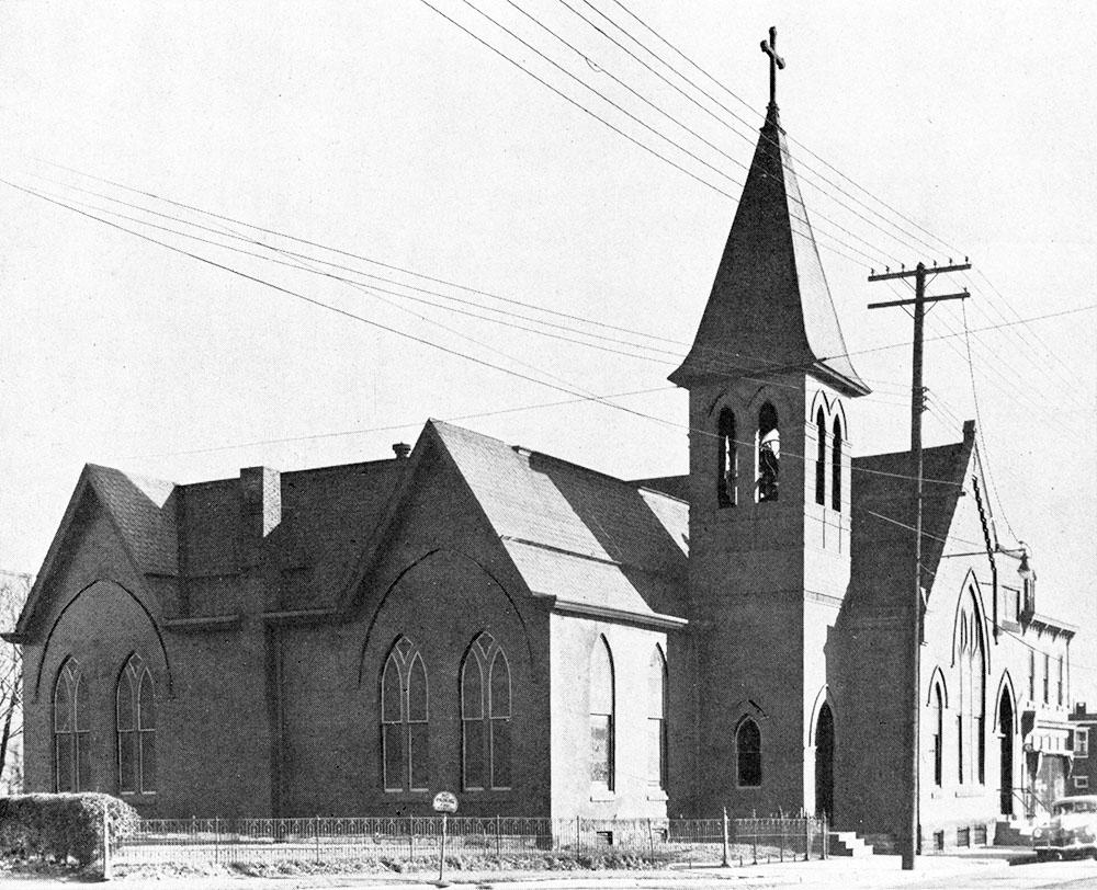 Original Holy Rosary Church