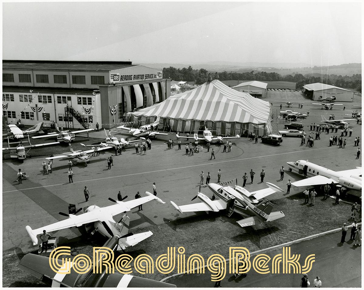 Reading Air Show 1970