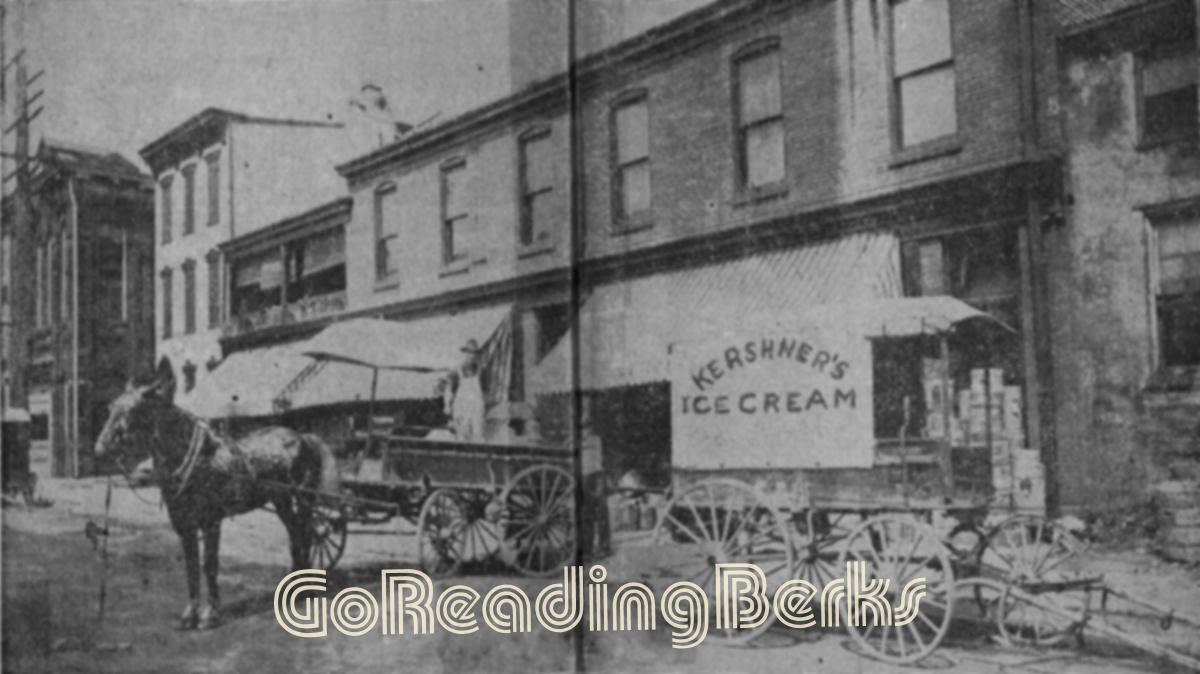 Kershner's Spiked Ice Cream
