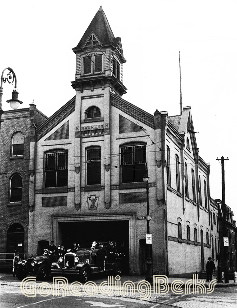 Keystone Hook and Ladder Company, No. 1