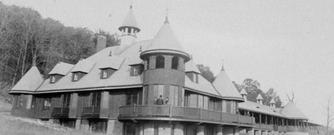 Klapperthal Pavilion