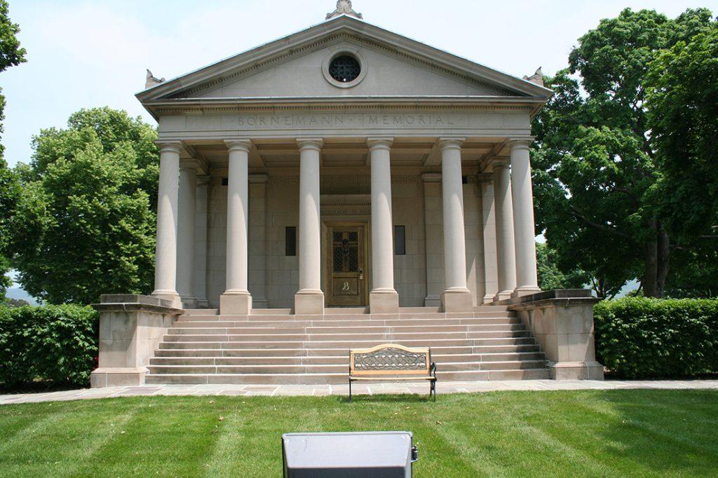 Monsignor Bornemann Memorial Chapel